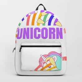 Unicorn Security  Backpack
