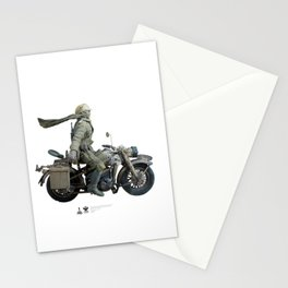 One Sixth Custom Figure 16 Stationery Cards