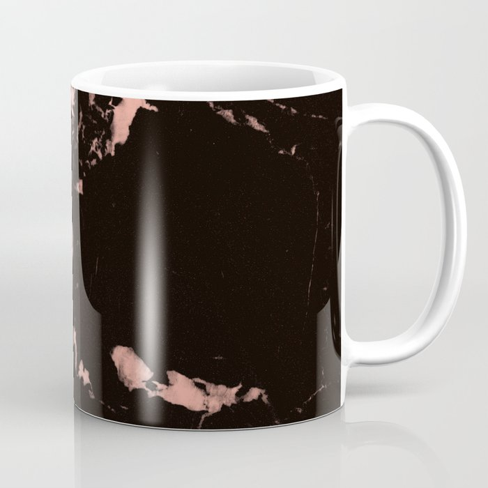 Black Marble #7 #decor #art #society6 Coffee Mug