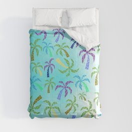 Topsy Turvy Tropical Comforters