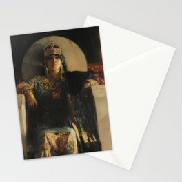 The Empress Theodora, Jean-Joseph Benjamin-Constant Stationery Cards