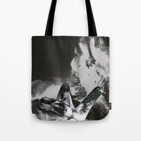 erotic Tote Bags featuring Aphrodesia Erotic by Liaison Érotique
