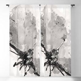 Flying falcon Blackout Curtain