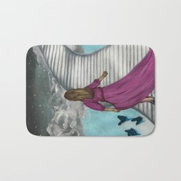 THE STAIRS Faith Art Bath Mat
