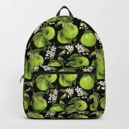 Blooming pomelo with fruits Backpack