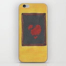 Hall of Broken Hearts iPhone Skin