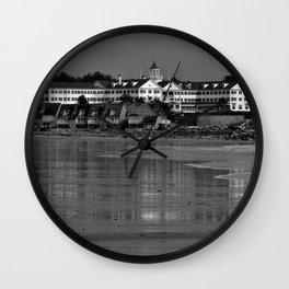 Colony Hotel, Kennebunkpot Wall Clock