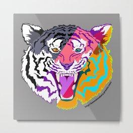 Ultimate Tiger Metal Print