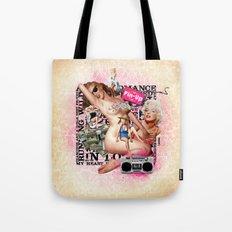 PIN-UP Tote Bag