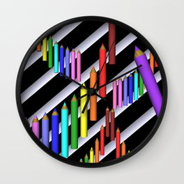 opart -70- Wall Clock