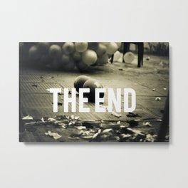 fim. Metal Print
