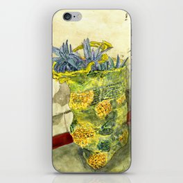 A Bag of Pineapples iPhone Skin