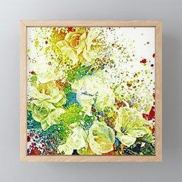 flower's party Framed Mini Art Print