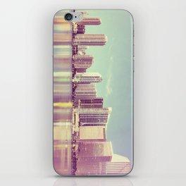 Vintage Miami iPhone Skin