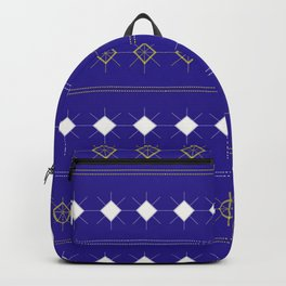 The sky is made of Diamonds Backpack