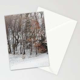 Foot Prints Stationery Cards