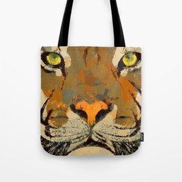 meow, i mean roar Tote Bag