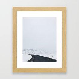 Iced Framed Art Print
