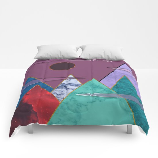 Abstract #405 Comforters