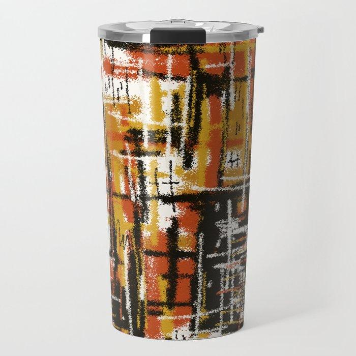 Matt Texture 1 Travel Mug