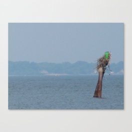 Chesapeake Bay Marker Canvas Print