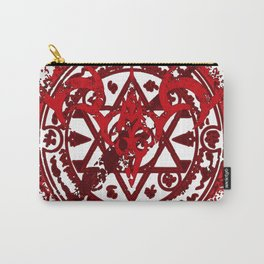 Fuyuki Fate Stay Night University Carry-All Pouch