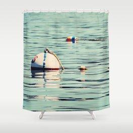Buoys Shower Curtain