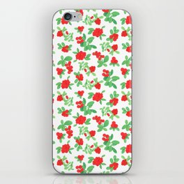 Lingonberry iPhone Skin