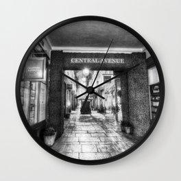 Covent Garden London  Wall Clock