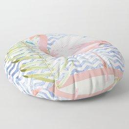 Flamingo Soiree Floor Pillow
