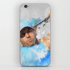Sergio Garcia iPhone & iPod Skin