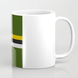 Dominica Flag Coffee Mug