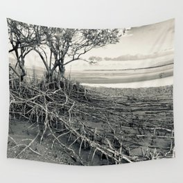 What Lies Beneath II Wall Tapestry