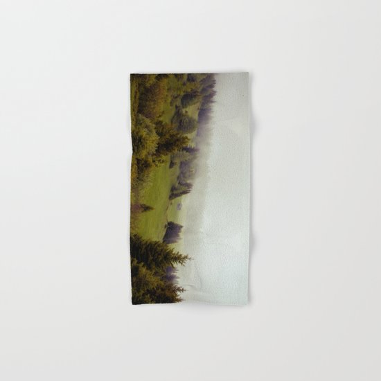 Misty Forest Hand & Bath Towel