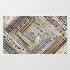 Skyscraper Quilt Rug