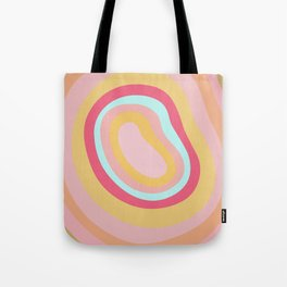 Bighorn Montana Canyon Stripes Tote Bag