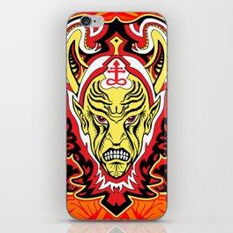 God of Malevolence iPhone Skin