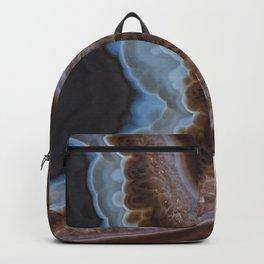 Mocha Agate Backpack