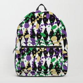 Mardi Gras Throws Backpack