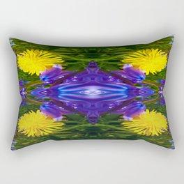Dandy Four pattern Rectangular Pillow