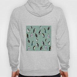 Penguin Pattern5 Hoody