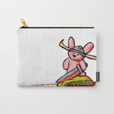 Bunny the Krakenslayer Carry-All Pouch