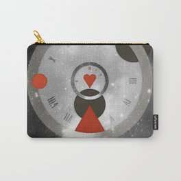 Time & Space Carry-All Pouch