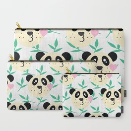 WWF Panda Donations Carry-All Pouch