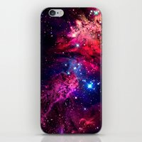 galaxy iPhone & iPod Skins featuring Galaxy! by Matt Borchert