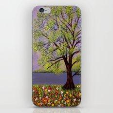 Summer landscape-2 iPhone & iPod Skin