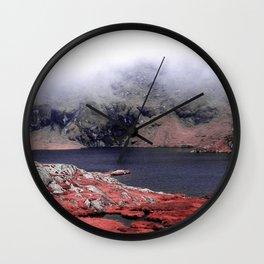 Misty Day Wall Clock