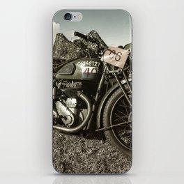 BSA M20 iPhone Skin