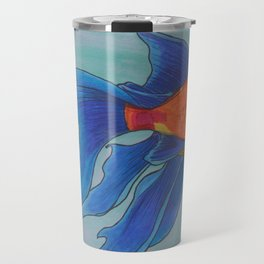 Like a fish in the water Travel Mug