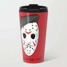 Psycho Killer Travel Mug